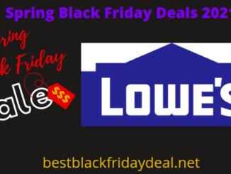 Lowes Spring Black Friday 2021 Sale