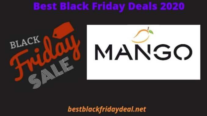 Mango Black Friday Deals 2020