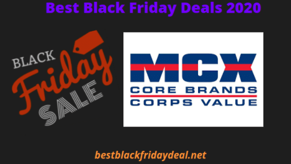 Marine Corps Exchange black Friday 2020