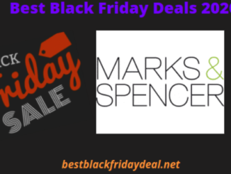 Marks and Spencer Black Friday 2020