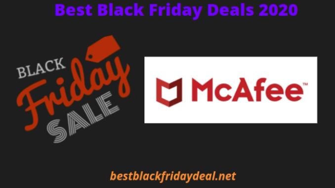 McAfee Black Friday Deals 2020