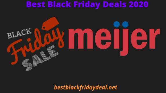Meijer Black Friday 2020