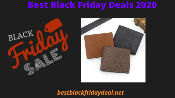 Men's Wallet black friday 2020