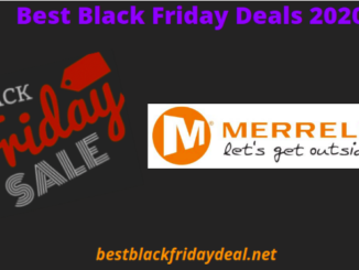 Merell Black Friday 2020 Deals