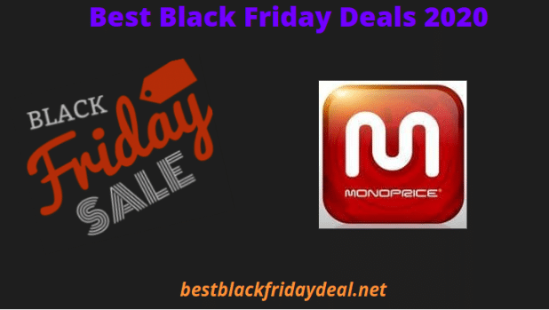 Monoprice Black Friday Deals 2020