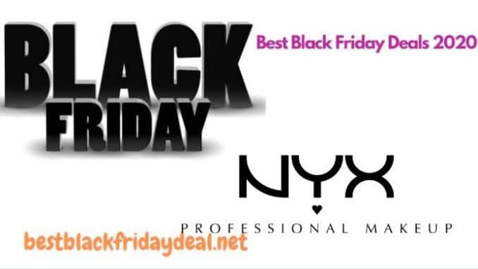 NYX Black Friday Deals 2020