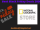 National Geographic Black Friday 2020