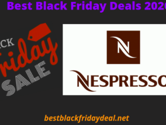 Nespresso black Friday 2020