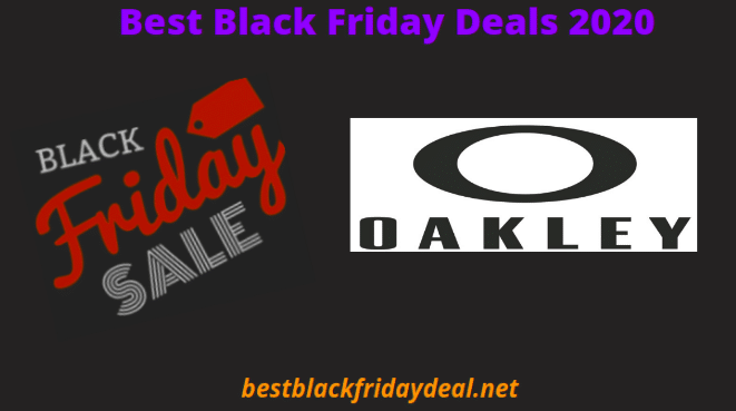 Oakley Black Friday Deals 2020