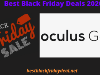 Oculus Go Black Friday 2020