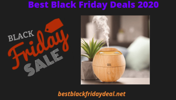 Oil diffuser Black Friday 2020