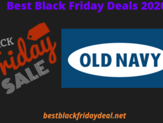 Old Navy Black Friday 2020