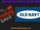 Old Navy Black Friday 2020