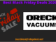 Oreck Vacuums Black Friday Sale 2020