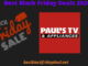 Paul's TV Black Friday 2020