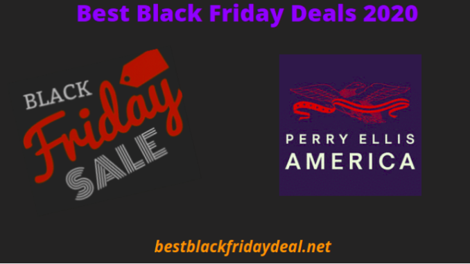 Perry Ellis Black Friday 2020