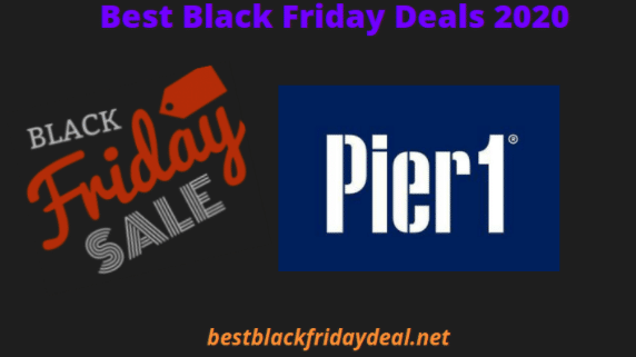 Pier 1 Black Friday