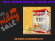 Popcorn Machine Black Friday 2020