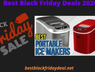 Portable Ice Maker Black Friday 2020