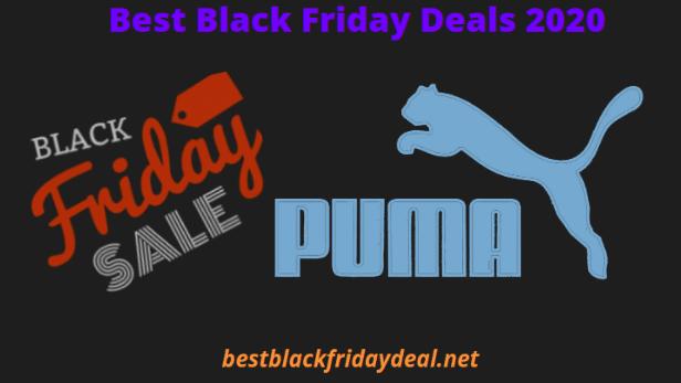 Puma Black Friday Deals 2020