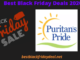 Puritan's Pride Black Friday 2020