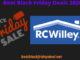 RC Willey Black Frifday 2020