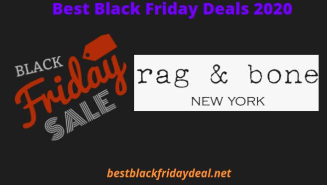 Rag and Bone Black Friday 2020