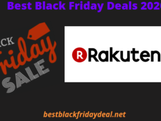 Rakuten Black Friday 2020