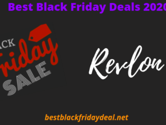 Revlon Black Friday 2020 Deals
