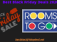 Rooms To go Black Friday 2020