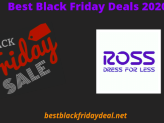 Ross Black Friday 2020 Deals
