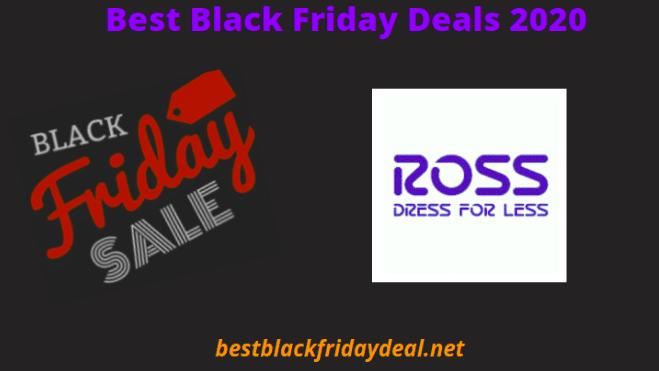 Ross Black Friday 2020 Deals
