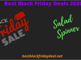Salad Spinner Black Friday Deals 2020