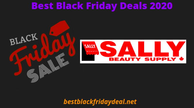 Sally Black Friday Deals 2020
