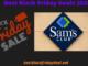 Sam's Club Black Friday 2020