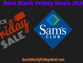 Sam's Club Black Friday Ad Release2020