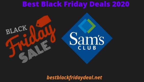 Sam's Club Black Friday Ad Release2020