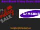 Samsung Black Friday Deals 2020