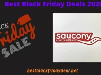 Saucony Black Friday Deals 2020