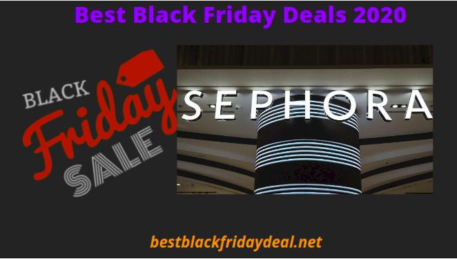 Sephora Black Friday Deals 2020