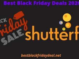 Shutterfly Black Friday Deals 2020