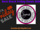 Sigma Beauty Black Friday 2020
