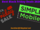 Simple Mobile Black Friday Deals 2020