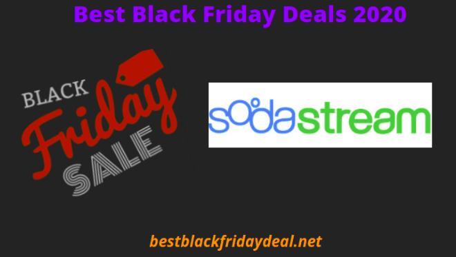 SodaStream Black Friday 2020