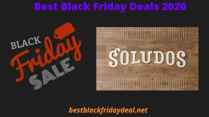 Soludos Black Friday 2020 Deals - Grab
