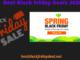 Spring Black Friday 2020