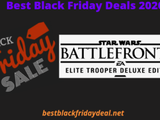 Star Wars battlefield 2 black friday 2020