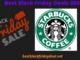 Starbucks Black Friday 2020