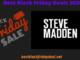 Steve Madden black Friday 2020