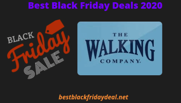 The Walking Company Black Friday 2020